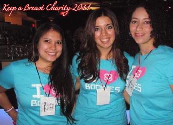 Keep a Breast Charity 2011