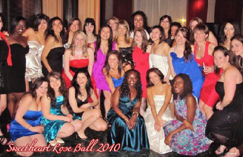 Sweetheart Rose Ball 2010